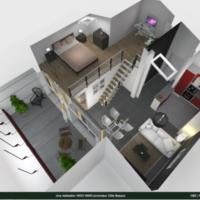 résidence LAUBURU à hendaye par INDO IMMO promoteur immobilier Côte Basque